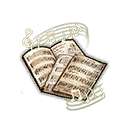 Musical Score Return Of The Blue Flame Gear The Alchemist Code